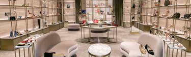 Jimmy Choo Interior