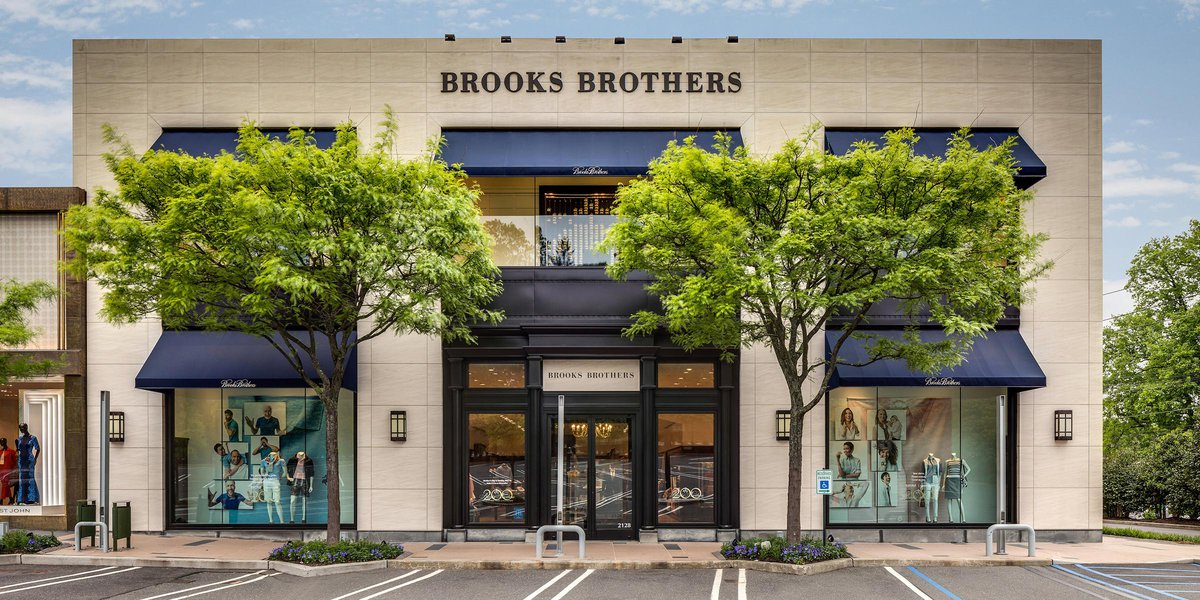promo codes top fashion more photos Brooks Brothers | Americana Manhasset