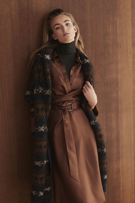 high fashion new specials lower price with Brunello Cucinelli Fall 2019 - Runway Review | Americana ...