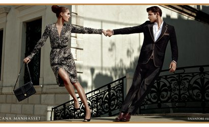 Fall 2011 Salvatore Ferragamo Spread
