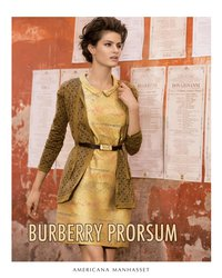Holiday 2008 Burberry Prorsum