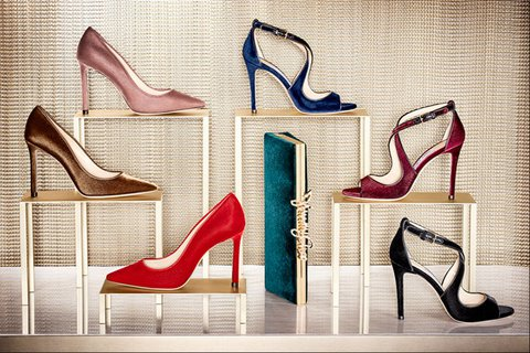 Made To Order Service at Jimmy Choo