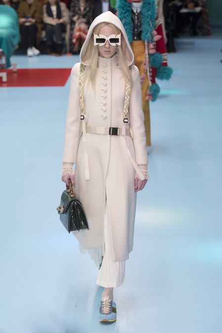 844866d7290 Gucci Fall 2018 - Runway Review. February 21