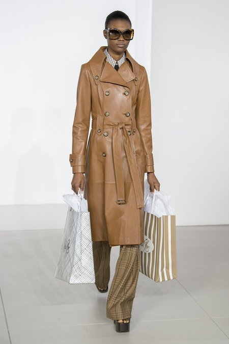 3ee74f8a0ffb Michael Kors Collection Fall 2018 - Runway Review. February 14