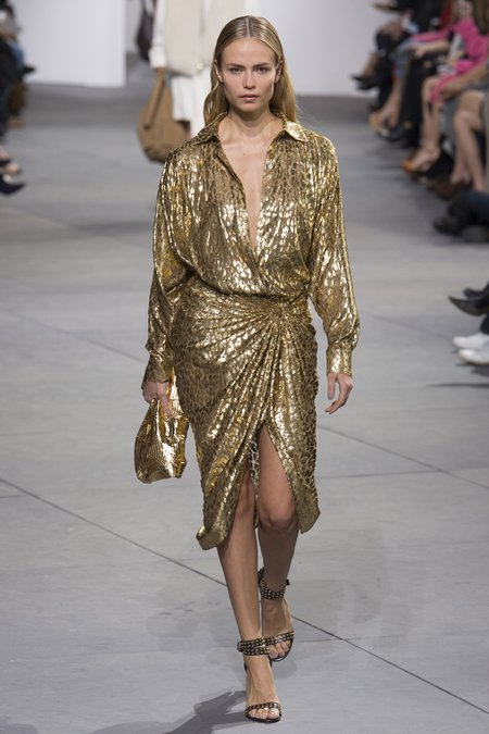 e7dd095d7c68 Michael Kors Fall 2017 - Runway Review